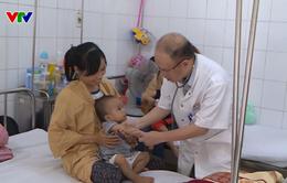 Thừa Thiên Huế ngăn chặn dịch tay chân miệng bùng phát
