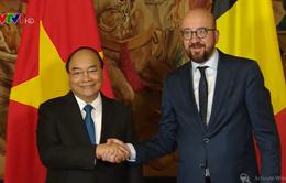 Bỉ ủng hộ việc sớm ký và phê chuẩn FTA Việt Nam - EU
