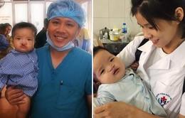 Phẫu thuật nhân đạo cho bệnh nhân dị tật khe hở môi, hàm ếch tại phía Bắc