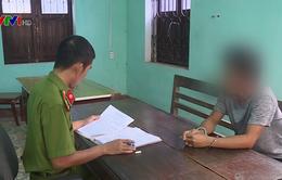 Khởi tố đối tượng tấn công cán bộ lâm trường ở Quảng Bình