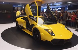 """""""Giải mã"""" siêu xe Lamborghini vừa xuất hiện đã gây """"sốt"""" của người châu Á"""