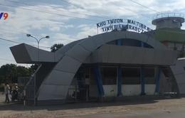 Đồng ý chuyển đổi công năng khu siêu thị miễn thuế Tịnh Biên