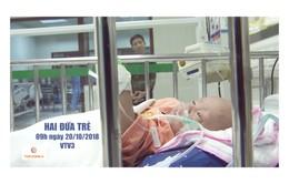 Điều ước cho 2 đứa trẻ mất cha mẹ trong vụ cháy ở Đê La Thành