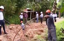 TP.HCM: Nhà máy nước gặp sự cố, một số quận huyện sẽ bị cúp nước