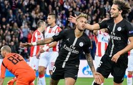 Trận đấu giữa Paris Saint Germain gặp Sao Đỏ Belgrade bị điều tra