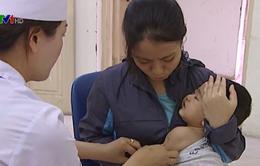 Tiêm bổ sung vaccine sởi cho trẻ em Hà Nội