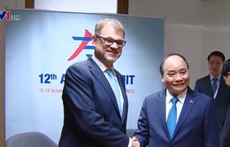 Việt Nam mong muốn Phần Lan tiếp tục cấp ODA