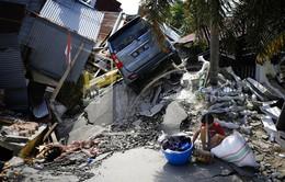 Động đất gây sóng thần ở Indonesia: Con số thiệt mạng tăng lên gần 1.350 người