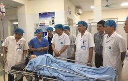 Tai nạn tàu hỏa tại Hà Đông: 5 người bị thương rất nặng