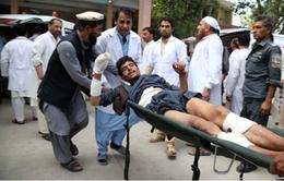 Đánh bom liều chết ở Afghanistan, ít nhất 13 người thiệt mạng