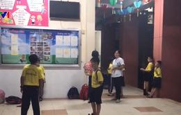 TP.HCM đình chỉ công tác giáo viên đánh học sinh
