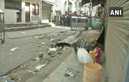 Ấn Độ: Nổ lớn khiến 10 người thương vong