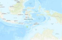 Động đất liên tiếp ở khu vực đảo Sumba của Indonesia
