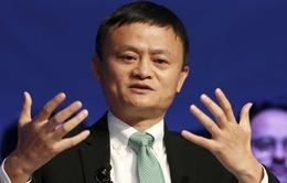 Jack Ma từ bỏ quyền sở hữu các tổ chức của Alibaba