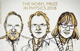 Nobel Vật lý 2018: Thêm một người phụ nữ được vinh danh trong lịch sử Nobel Vật lý