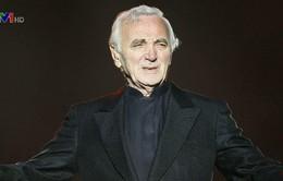 Ca sĩ kiêm nhạc sĩ nổi tiếng nước Pháp Charles Aznavour qua đời