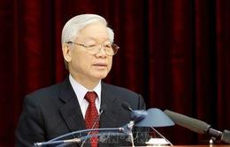 Toàn văn phát biểu quan trọng của Tổng Bí thư khai mạc Hội nghị Trung ương 8, khóa XII
