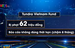 Quỹ ngoại Tundra Vietnam Fund liên tục bị xử phạt hành chính