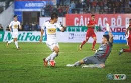 Vòng 25 Nuti Café V.League 2018 - HAGL 0-0 CLB Hải Phòng: Nhiều cơ hội, thiếu bàn thắng