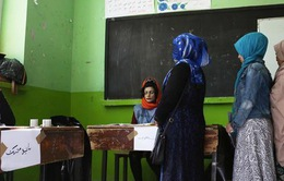 Afghanistan kéo dài thời gian bầu cử Quốc hội
