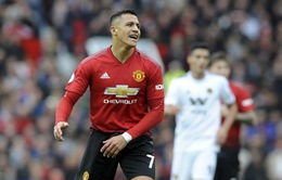 Alexis Sanchez có thể lỡ hẹn ngày tái ngộ Arsenal