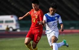 Lịch tường thuật trực tiếp U19 châu Á 2018 ngày 20/10: U19 Ả-rập Xê-út - U19 Malaysia, U19 Tajikistan - U19 Trung Quốc