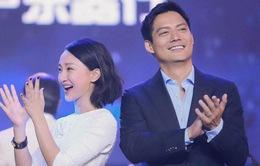 Chồng Châu Tấn gửi tin nhắn chúc mừng vợ qua mạng xã hội