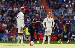 Kết quả bóng đá châu Âu sáng 21/10: Juventus 1 - 1 Genoa, Real Madrid 1 - 2 Levante, Barcelona 4 - 2 Sevilla, Paris Saint Germain 5 - 0 Amiens...
