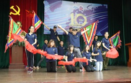 Đoàn đại biểu SSEAYP ráo riết chuẩn bị cho đêm công diễn tại Nhật Bản