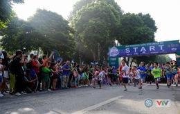 ẢNH: Sôi nổi giải Marathon Quốc tế Di sản Hà Nội 2018