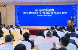 Thành công của WEF ASEAN 2018 nâng tầm vị thế Việt Nam
