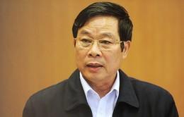 Xóa tư cách nguyên Bộ trưởng Bộ TT-TT đối với ông Nguyễn Bắc Son