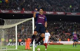 ĐHTB vòng 9 La Liga: Không Messi đã có Suarez