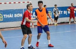 ĐT Futsal Việt Nam sang Thái Lan tập huấn