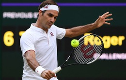 Roger Federer tiếp tục tìm kiếm danh hiệu ở Basel Open