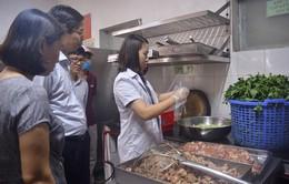 Hà Nội: Triển khai mô hình hệ thống cảnh báo nhanh về an toàn thực phẩm