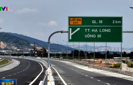 Đến 25/10 phải thi công xong cao tốc Hạ Long - Vân Đồn