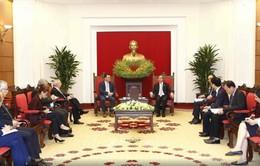 Sớm tổ chức khóa họp Ủy ban Hỗn hợp Việt Nam - Romania về hợp tác kinh tế lần thứ 16