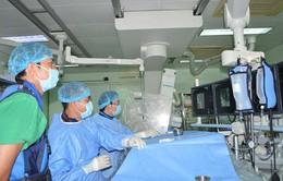 Cần Thơ: 3 bệnh nhân được can thiệp mạch não thành công