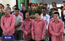 Tuyên phạt 9 bị cáo 81 năm tù về tội phá 64 ha rừng An Lão