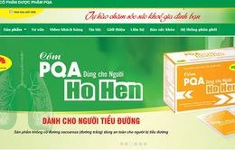 Nhiều sản phẩm thực phẩm bảo vệ sức khỏe vi phạm quy định quảng cáo