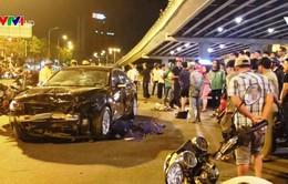 Khởi tố lái xe gây tai nạn liên hoàn tại ngã tư Hàng Xanh