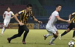 U19 Malaysia 2-2 U19 Tajikistan: Chia điểm với 2 thẻ đỏ kịch tính (KT)