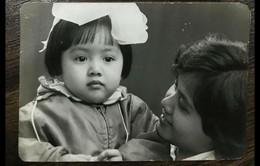 Ngắm hình ảnh dễ thương của BTV Hoài Anh lúc bé
