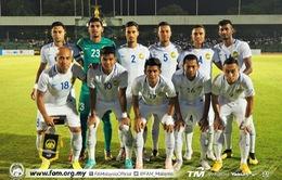 Malaysia gọi cầu thủ nhập tịch châu Phi dự AFF Suzuki Cup 2018