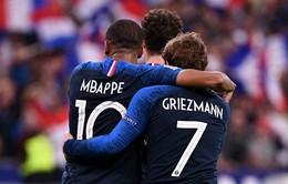 Chuyển nhượng bóng đá quốc tế ngày 24/10: PSG lên kế hoạch đưa Griezmann về đá cặp cùng Mbappe