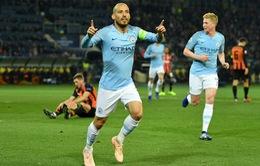 """Chiến thắng của Man City trước Donetsk là """"kỳ tích"""" của bóng đá Anh"""