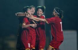 Vòng loại thứ nhất U19 nữ châu Á 2019 (bảng E): U19 nữ Việt Nam có chiến thắng đầu tiên