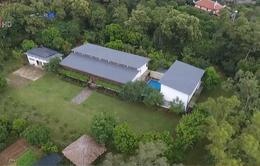 Làm rõ thông tin xẻ đất rừng xây biệt thự ở Sóc Sơn (Hà Nội)