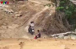 Phú Yên: Đẩy nhanh xây dựng cầu dân sinh trong mùa mưa lũ